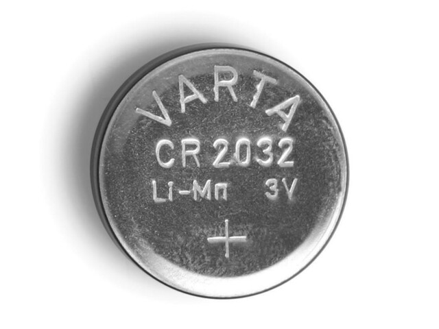 Ciclosport CR 2032 Varta Batterie